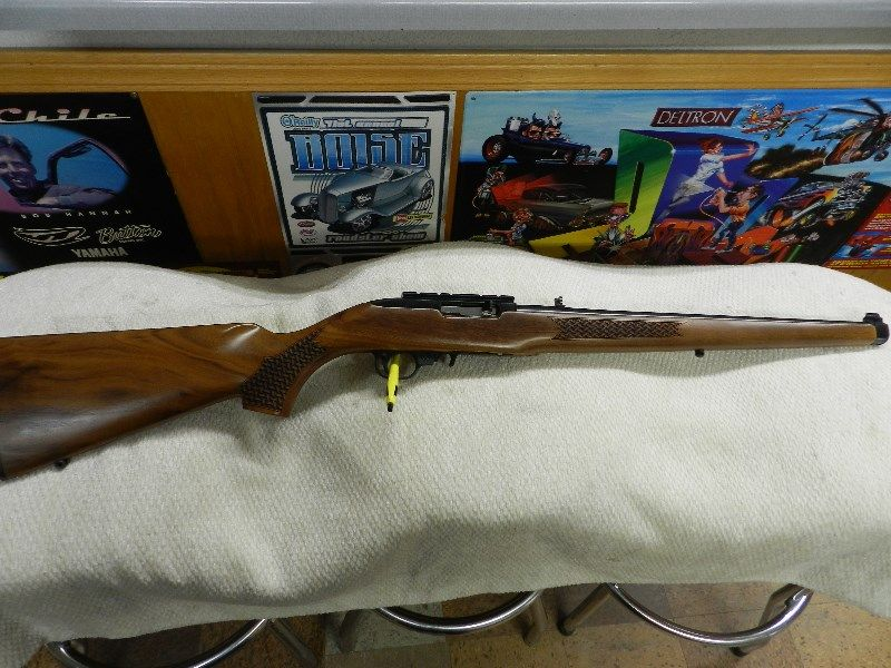 Ruger 10/22 Mannichlier exclusive