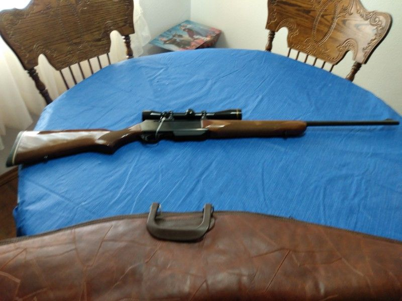 Browning BAR 7mm Rem Mag USED