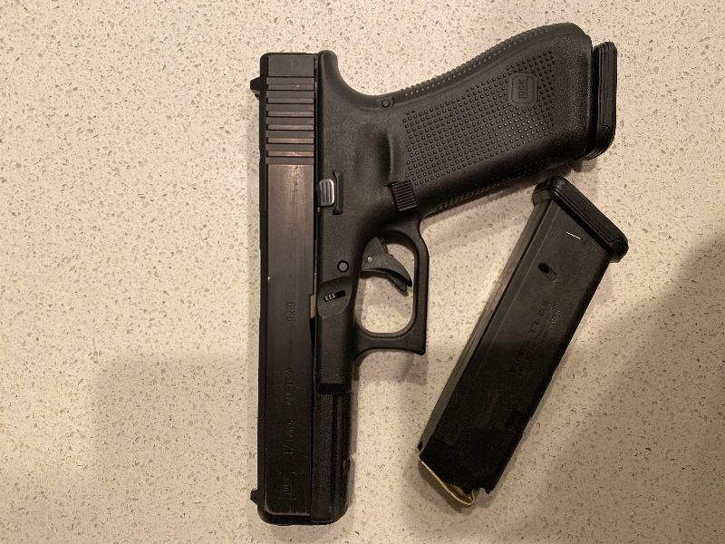 Red Dot Ready Glock 17 - Sale or Trade