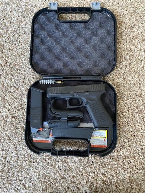 Glock 45 MOS GEN 5 9mm perfect condition