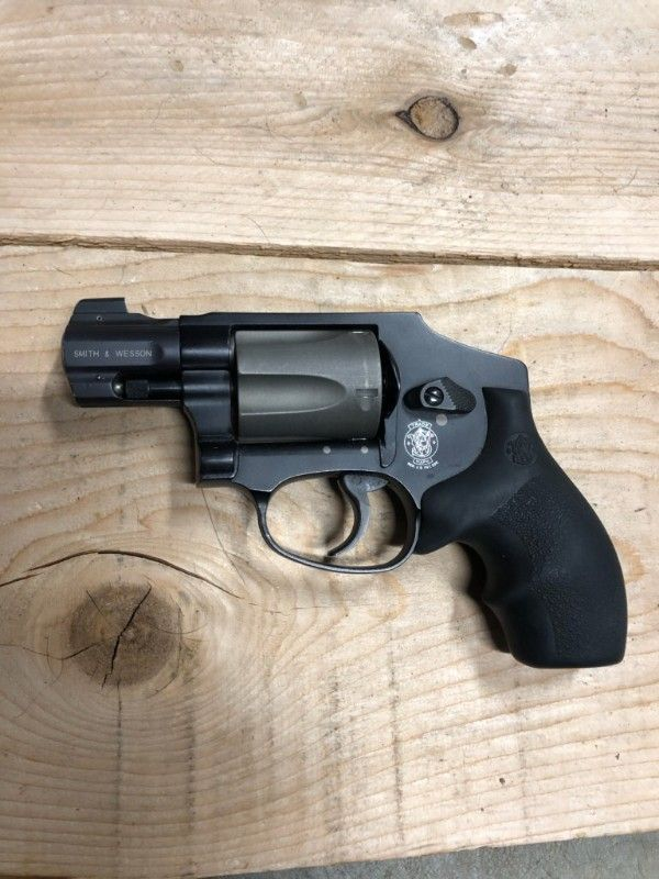 Smith and Wesson 342 PD Air Lite .38 spl + P