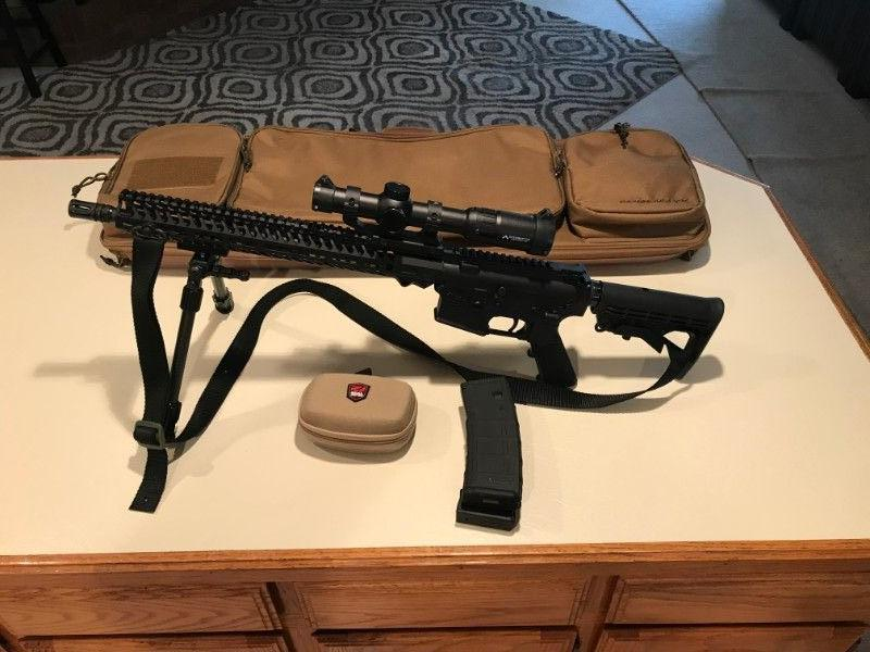 AR 5.56 package