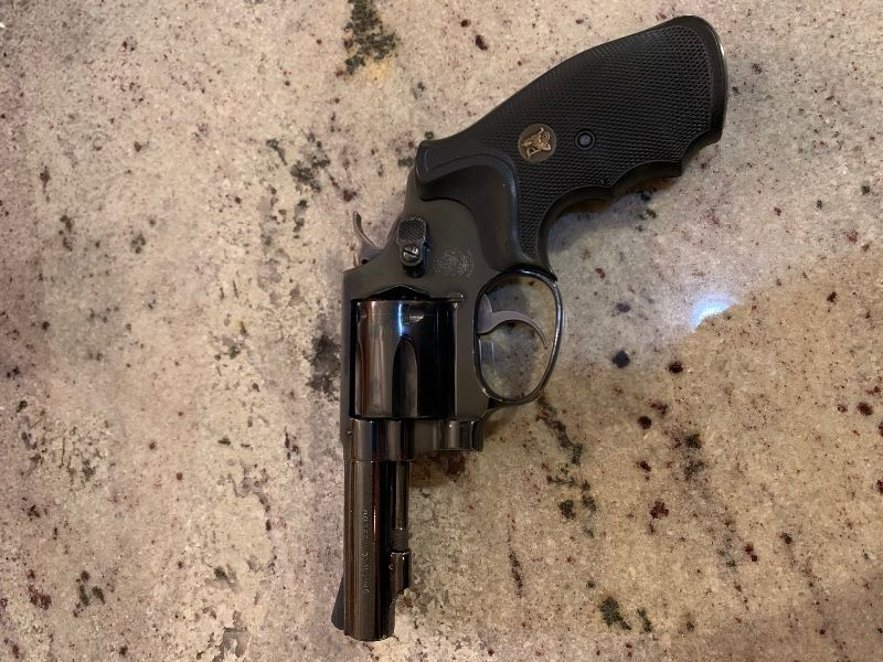"Smith & Wesson 38 special 3"" barrel, Model 36-1"