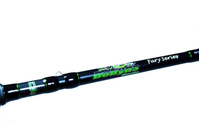REDUCED - New Dobyns Fury Bass Rod $85 firm