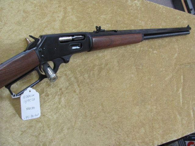 MARLIN MDL 1895CB .45/70 GOVT RIFLE
