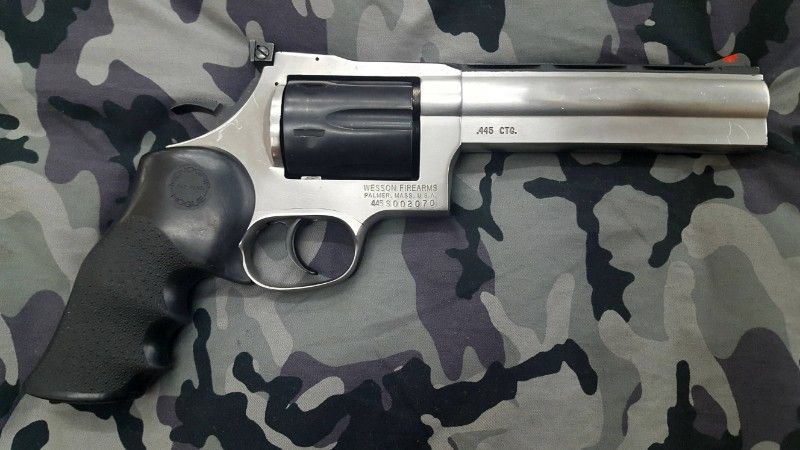 Dan Wesson 445 SuperMag 445 CTG G-85821-1