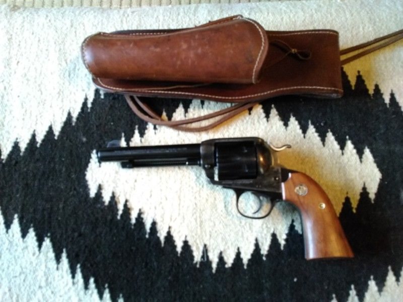 Ruger  vaquero Bisley old model 45 colt
