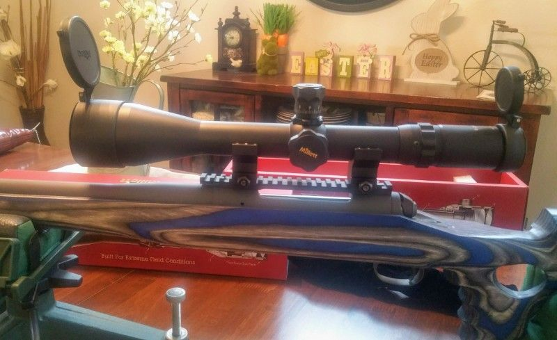 Rifle Scope 6-25x56 Millett mildot $300 obo