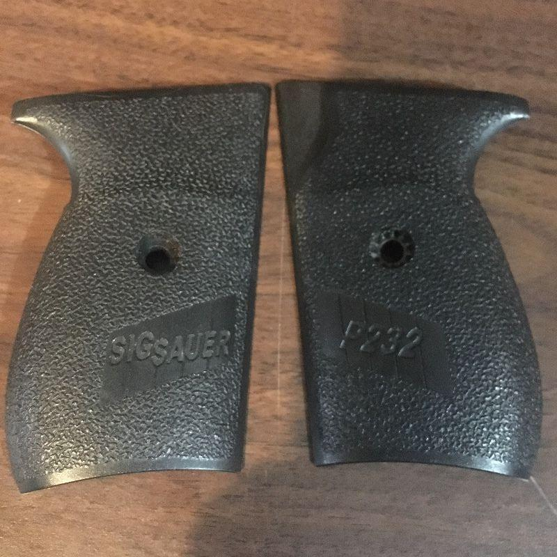 Sig P232 Factory Grips