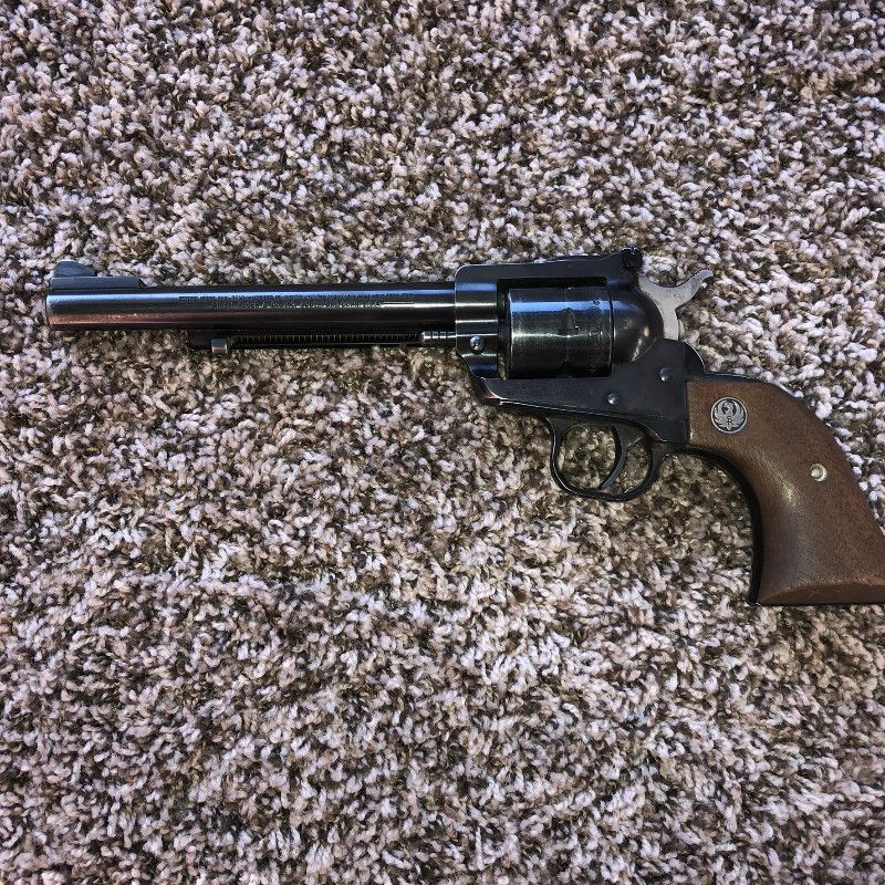 Ruger .22 Single Six Pistol