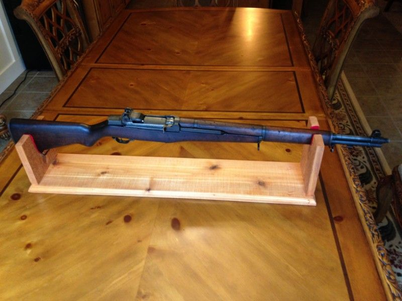 M1 Garand, scarce and collectable barrel
