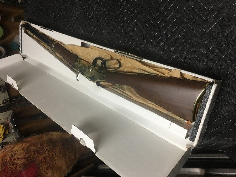 Henry golden boy 17HMR lever action
