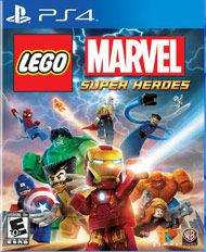 LEGO MARVEL SUPER HEROES PS4 I-12