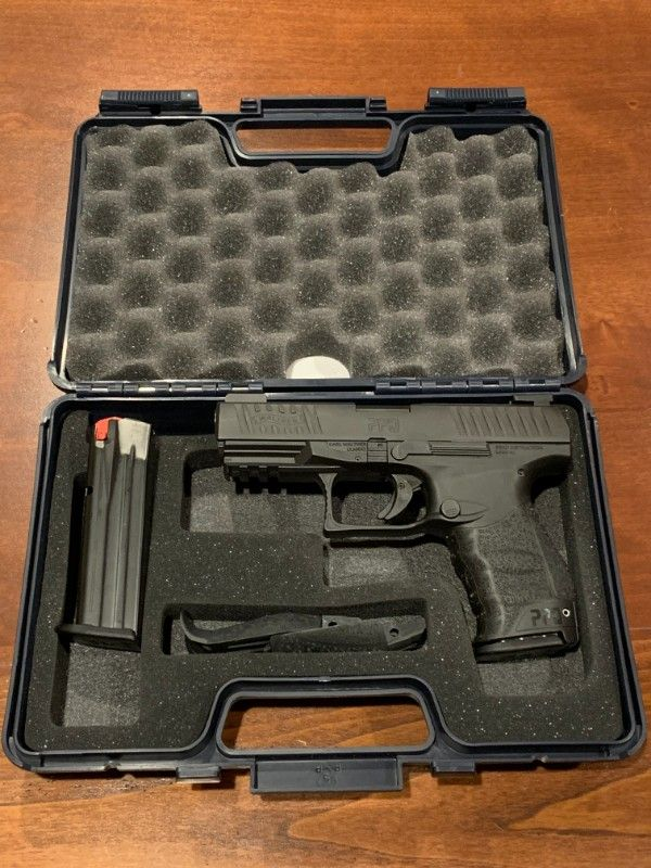 Walther PPQ M2 .40