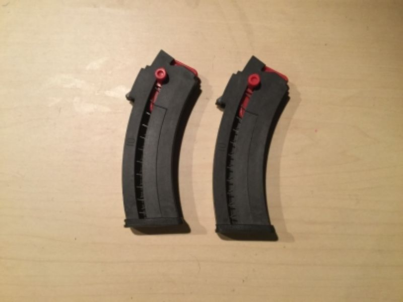 Remington Viper Mod 522 Replacement Mag/Clips