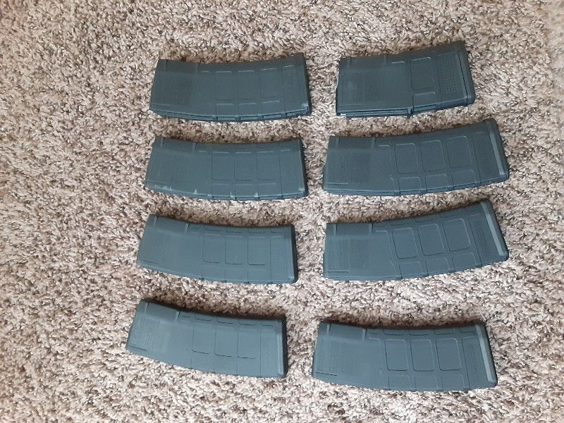 8 - 5.56 pmags