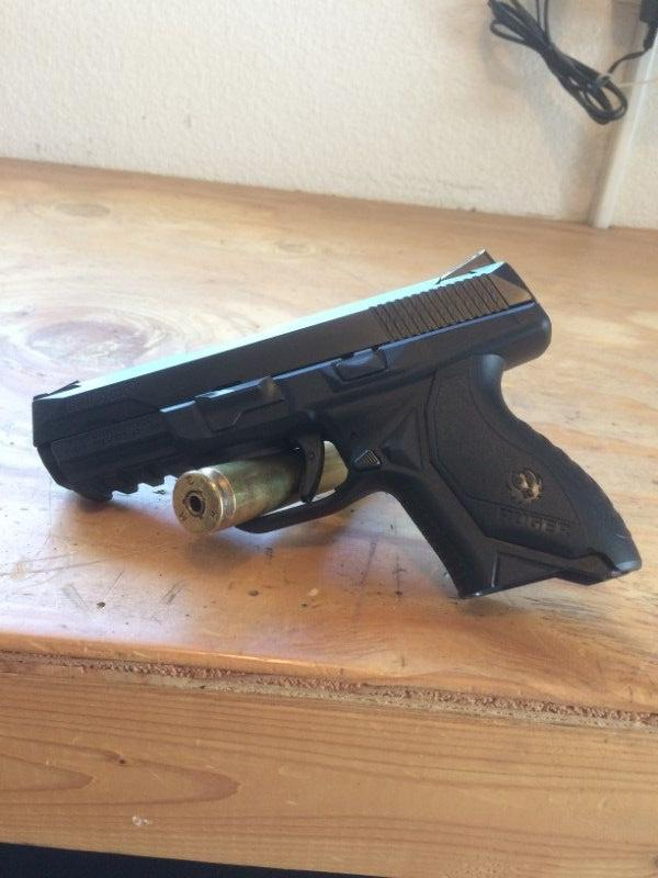 Ruger American 45 ACP