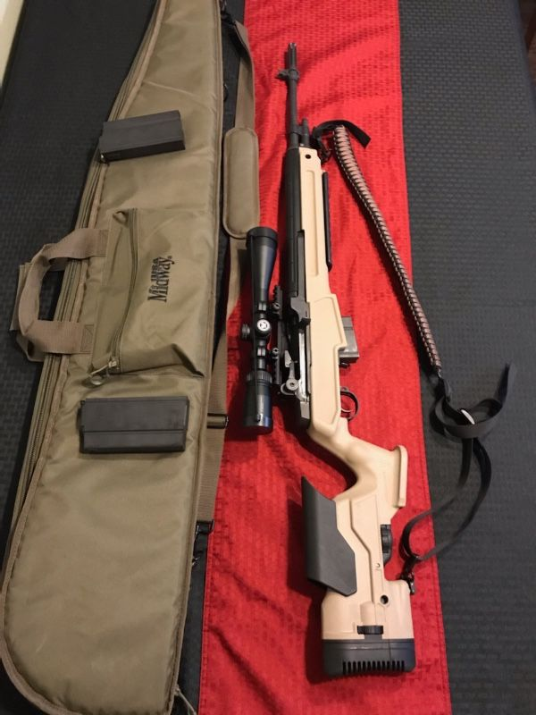 Springfield M1A Precision 308 for sale