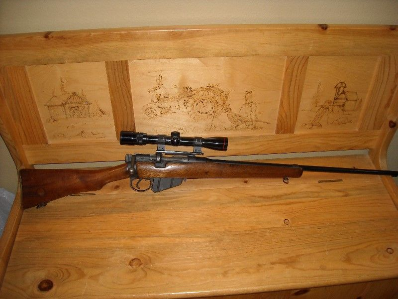 Lee Enfield 303 British