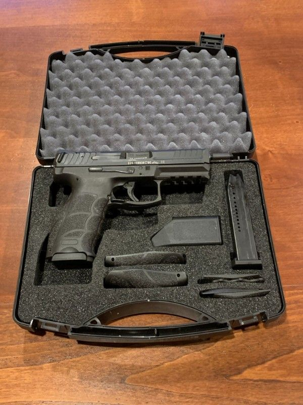Heckler and Koch VP9 9mm