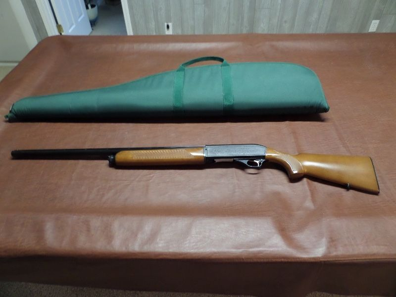 ***Spanish Lanber 12 ga. Shotgun***
