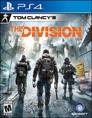 THE DIVISION PS4 I-12