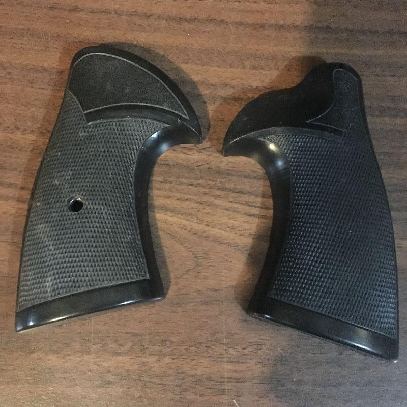 Ruger Security Speed Service Six Pachmayr Grips