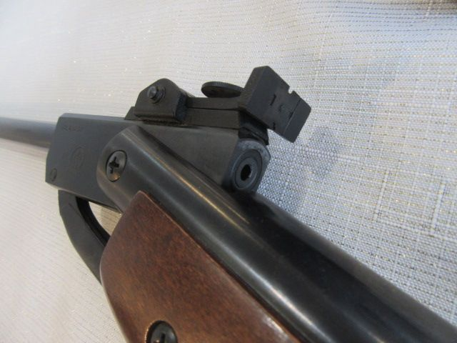 RWS Diana model 34 Pellet Air Rifle .177 cal.