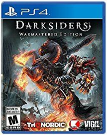 DARKSIDERS PS4 I-12