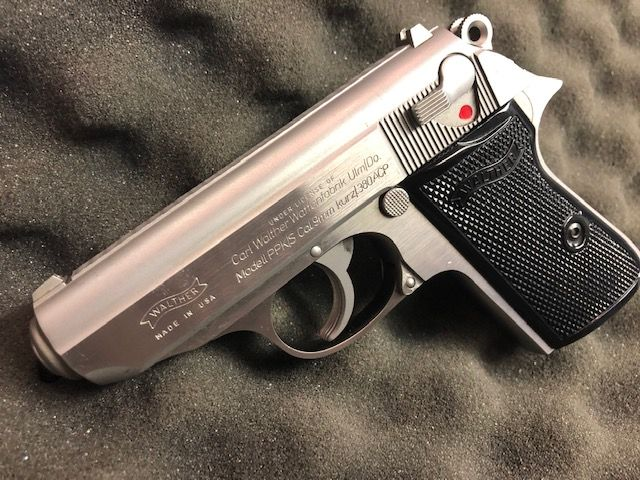 Walther PPK/S 380ACP Pistol $900.00