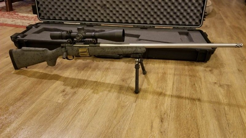 Cooper 28 Nosler Open Country Long Range M52