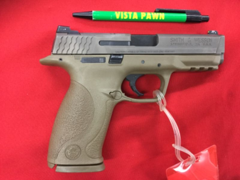 SMITH & WESSON M&P9 9MM (V)G-1587535-1 $329