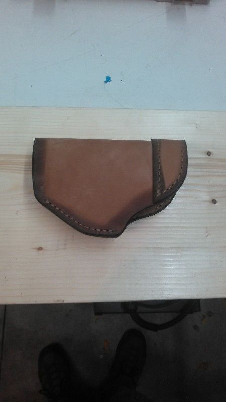 Leather IWB holster for Signing P365