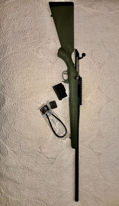 Ruger Predator 6MM Creedmoor