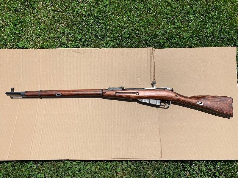 Mosin Nagant ***Reduced***