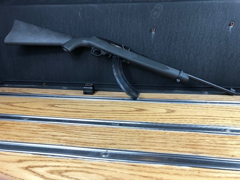 Ruger 10/22 Semi Auto Rifle .22lr - New