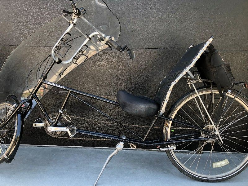 2 TOUR EASY RECUMBENT BIKES