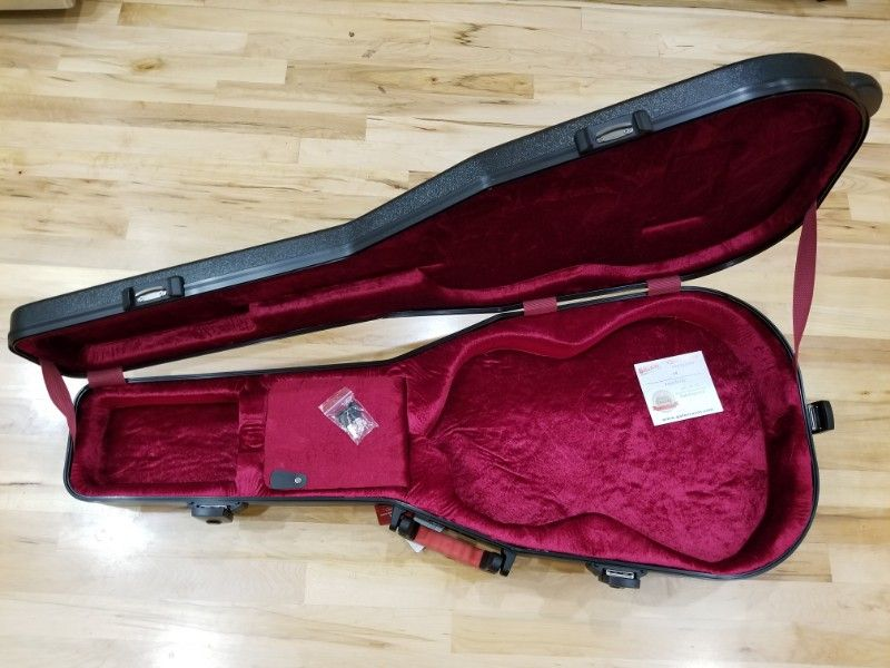 New Classical Guitar Locking TSA Hard Case
