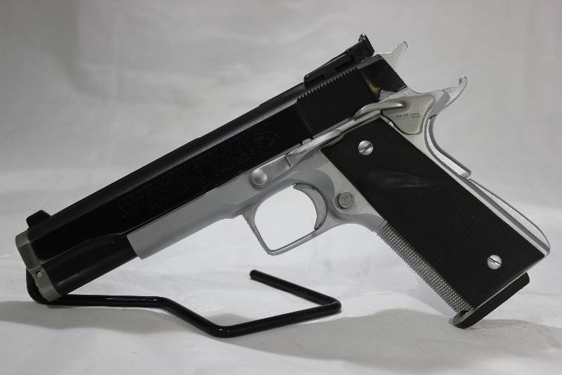 Colt Pachmeyer Combat