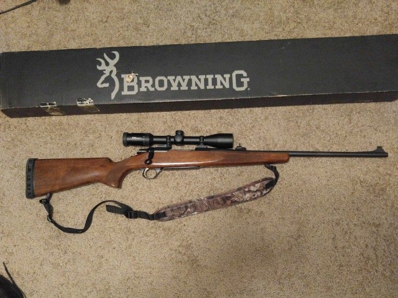 Browning A Bolt 30-06