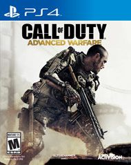 CALL OF DUTY ADVANCED WARFARE PS4 I-12