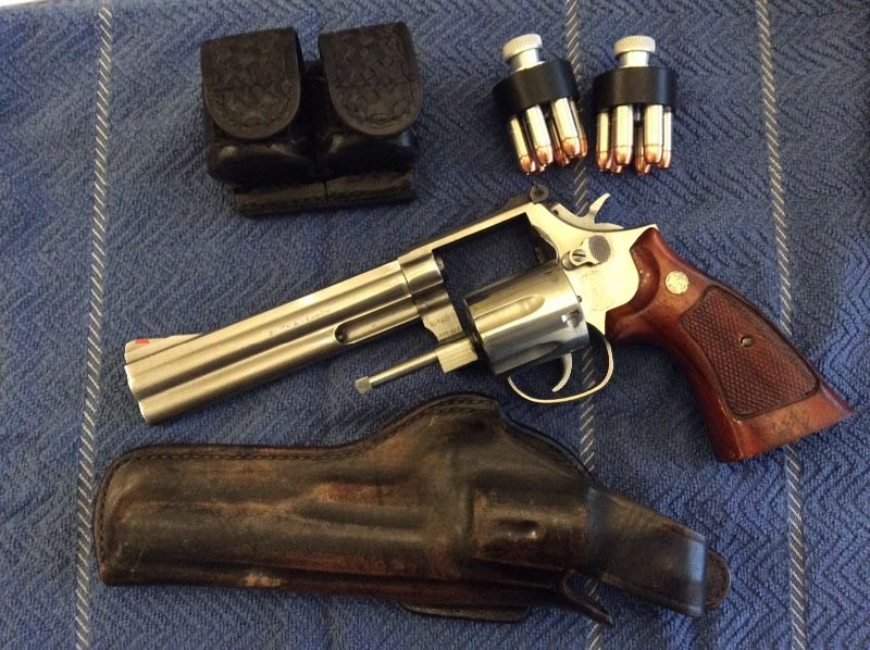 "S&W 686 No Dash 6"" Barrel 6 Shot"
