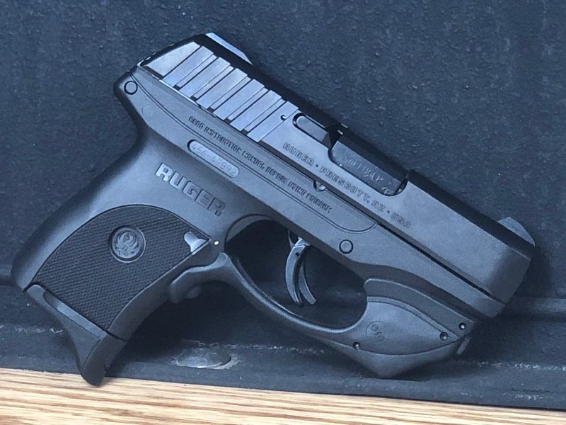 Ruger EC9S Semi Auto Handgun 9mm - New