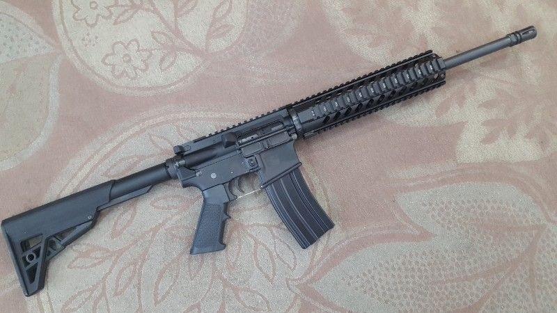 (S) DiamondBack DB-15 AR-15 .556 NEW G-I-8819