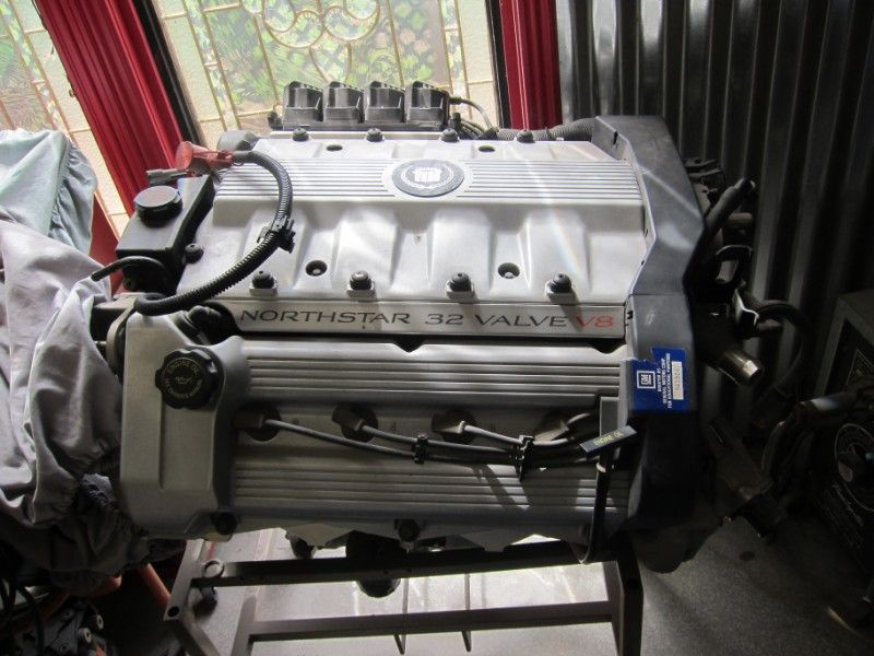 Brand New  Crate  North Star engine