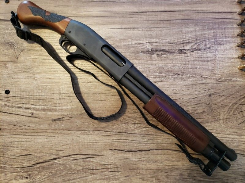 Remington 870 Tac-14 Hardwood 12ga