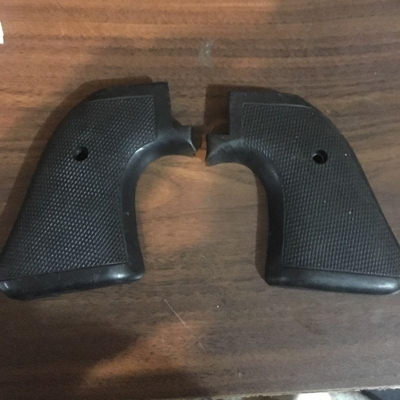 Ruger Blackhawk Uncle Mike's Rubber Grips