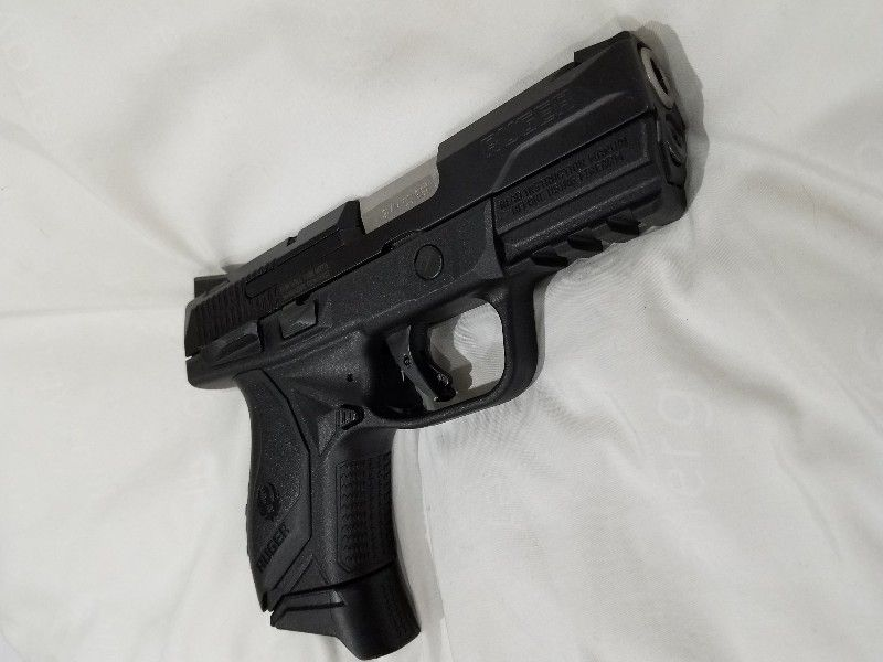 Ruger American 9mm Compact