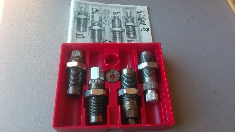 Reloading Equipment $20