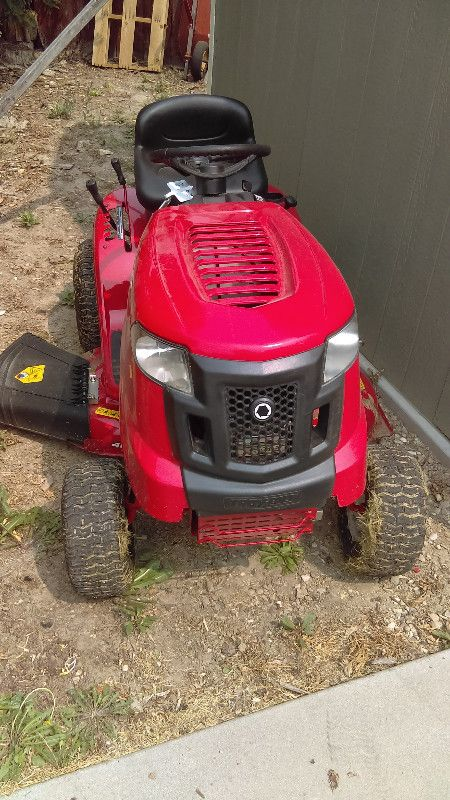 Troybilt Pony Riding Mower - $250.00